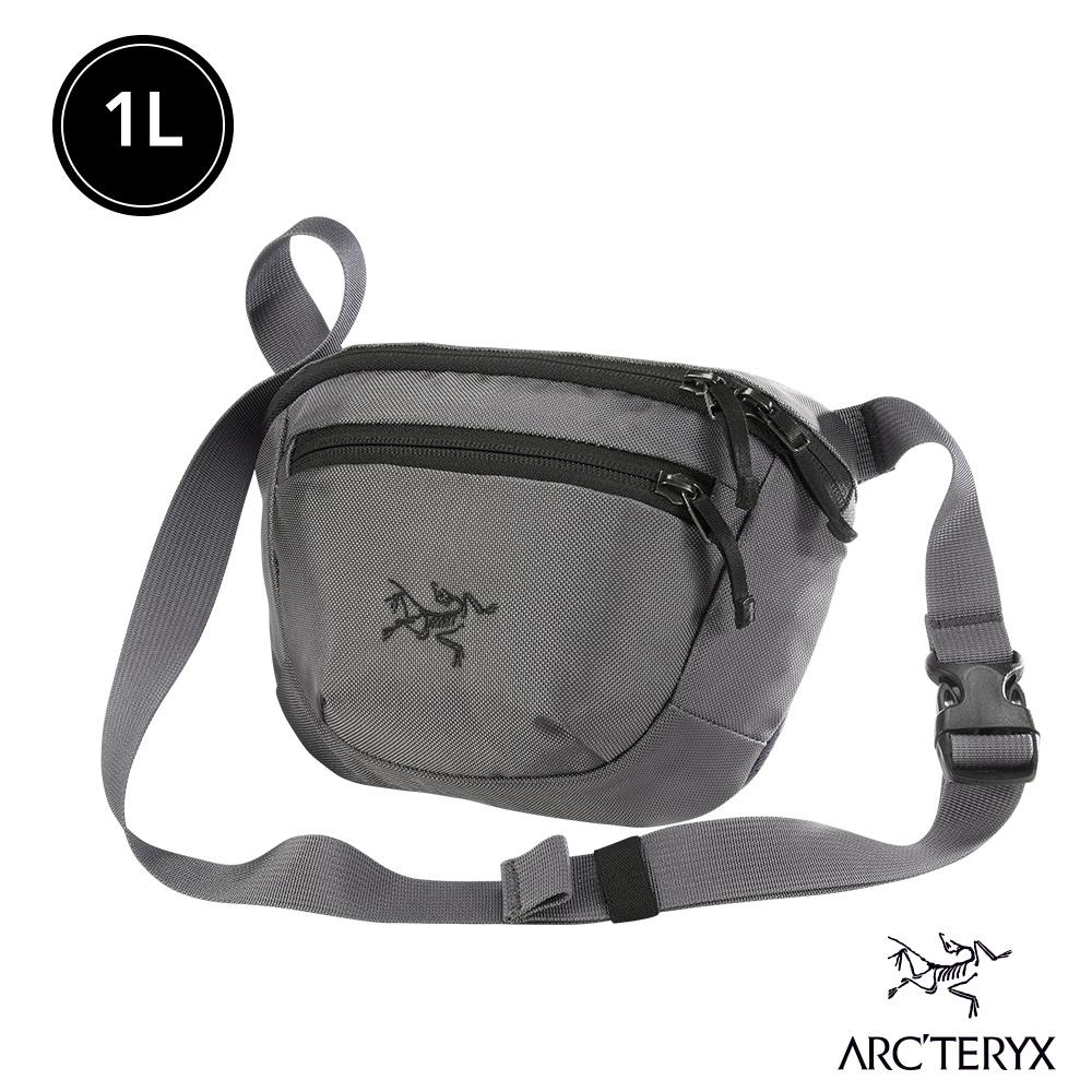 Arcteryx 始祖鳥 24系列 Maka 1L 多功能腰包 馬克羅灰