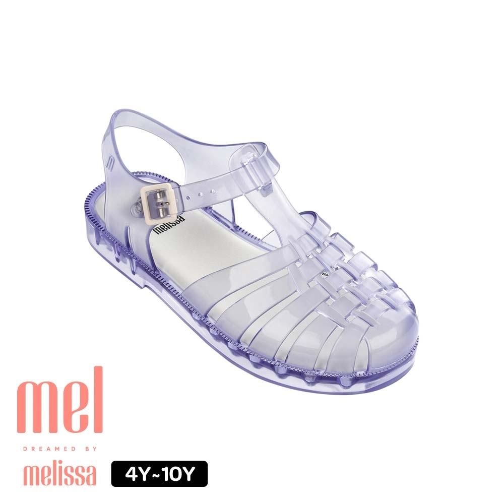 Melissa Kids果凍漁夫鞋 透明