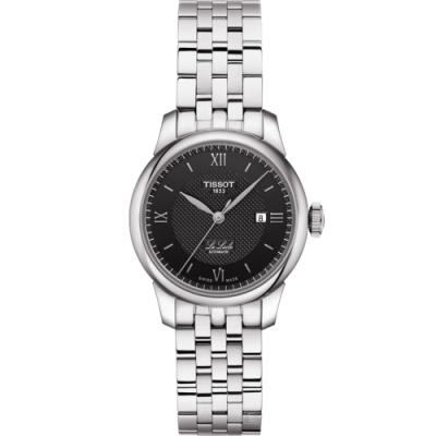 TISSOT Le Locle 力洛克 優雅機械女錶(T0062071105800)