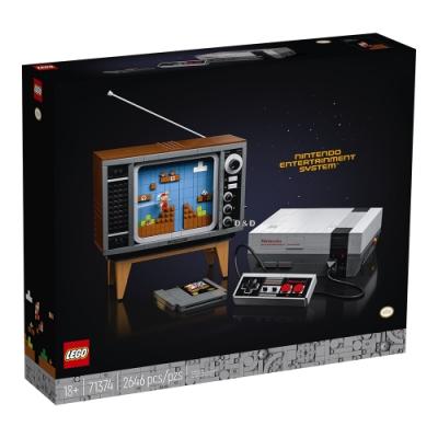 樂高LEGO 超級瑪利歐系列 - LT71374 任天堂娛樂系統