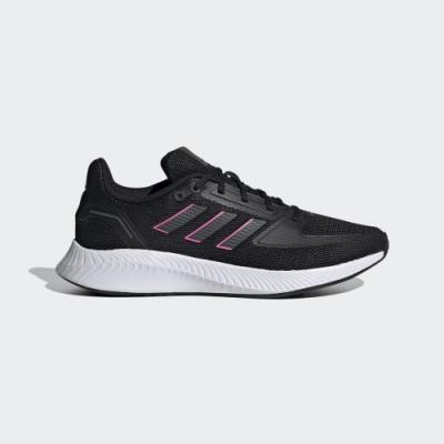 ADIDAS RUN FALCON 2.0 女慢跑鞋 黑-FY9624