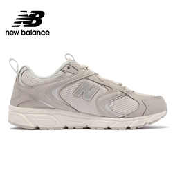 [New Balance]復古運動鞋_中性_奶油白_ML408D-D楦