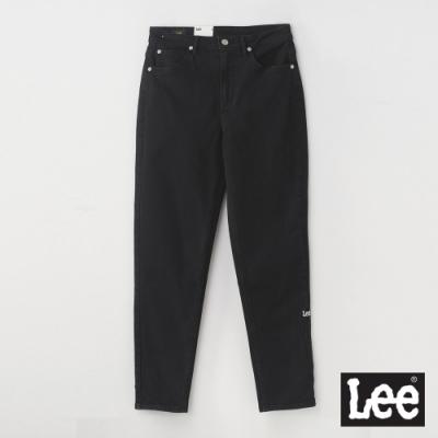 Lee 413 合身高腰小直筒牛仔褲 RG 女款 黑色