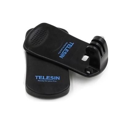TELESIN GOPRO 專用 360度旋轉背包夾 小米 SJCAM 適用