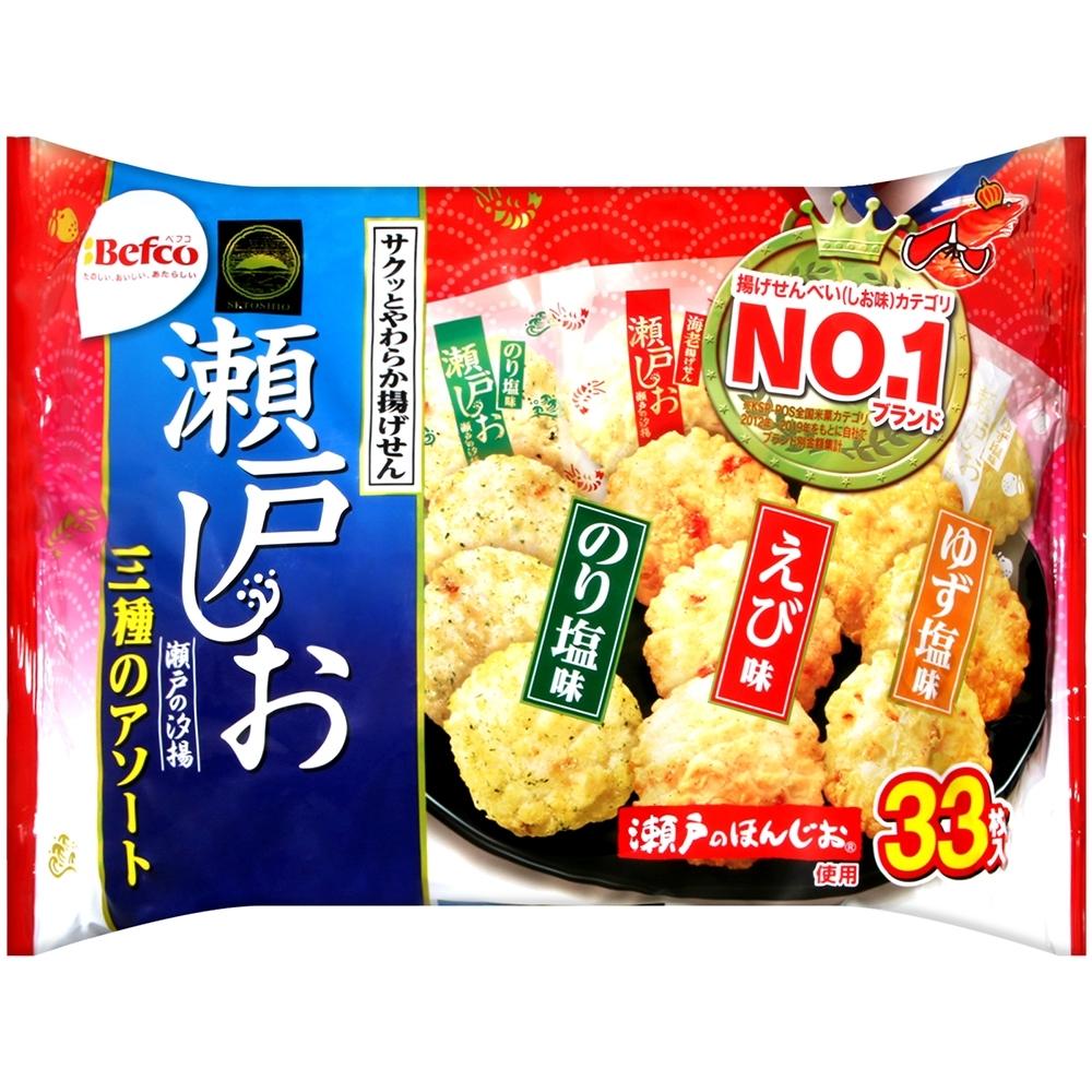 栗山 瀨戶汐揚仙貝(165g)