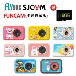 FLYone SJCAM FUNCAM 高清1080P兒童專用相機(卡通珍藏