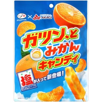 不二家 蜜柑風味糖(80g)