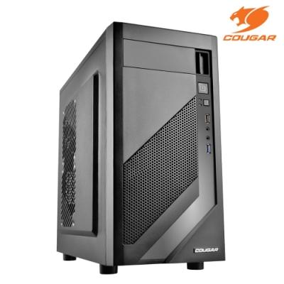 COUGAR 美洲獅 MG110 絕佳散熱機箱 Mini ITX/Micro ATX小立式機殼