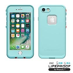 LIFEPROOF iPhone8/7專用 防水防雪防震防泥超強保護殼-FRE(綠)