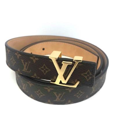 Louis Vuitton MINI 25MM Monogram 基本款皮帶