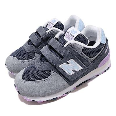 New Balance 慢跑鞋 IV574UJAW  童鞋