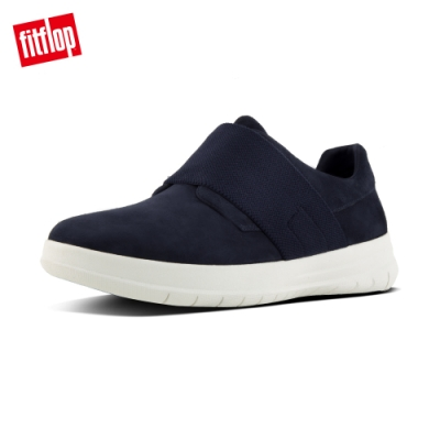 FitFlop SPORTY-POP SLIP-ON SNEAKERS 午夜藍