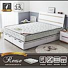 H&D 瑞絲抗菌透氣彈簧床墊-單人3.5尺