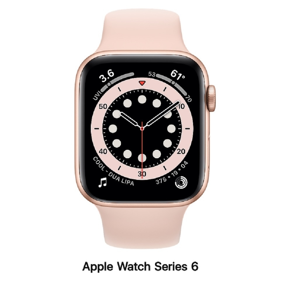 Apple Watch S6 40mm GPS版 鋁金屬錶殼配運動錶帶 product image 1