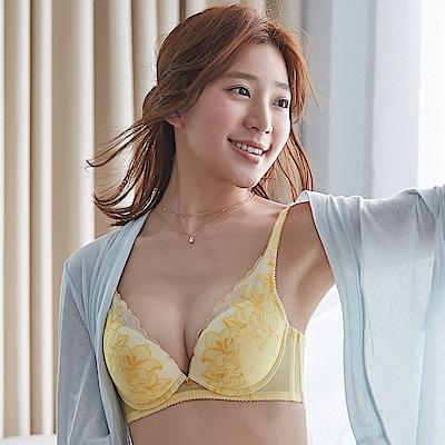蕾黛絲-愛樂芙V真水B-C罩杯內衣(清新甜黃)