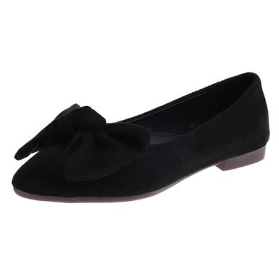 KEITH-WILL時尚鞋館 氣象萬千平底鞋-黑色