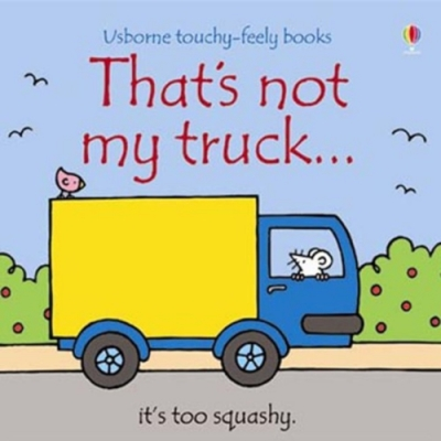 That s Not My Truck 那不是我的卡車觸摸書