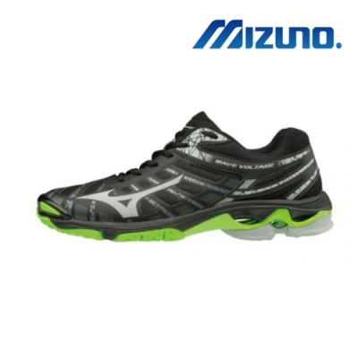 MIZUNO 美津濃 WAVE VOTAGE 男排球鞋 V1GA196037