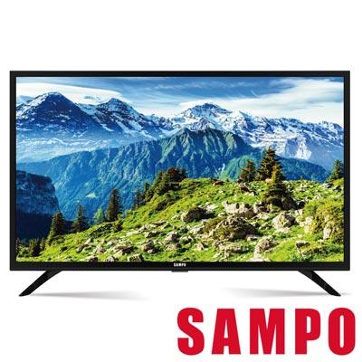 SAMPO 聲寶 43吋FHD低藍光LED顯示器+視訊盒 EM-43A600
