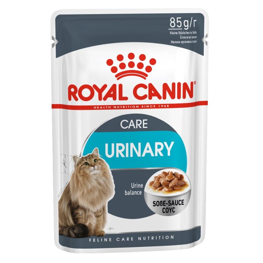 Royal Canin法國皇家 UC33W泌尿保健貓專用濕糧 85g 12包組