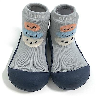 韓國Attipas 快樂學步鞋A19BG-藍底麻吉