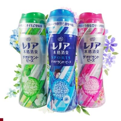 日本 P&G 本格消臭 衣物 芳香 顆粒 香香豆 520ml