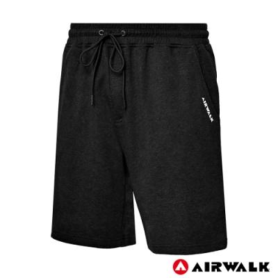 【AIRWALK】男款五分棉短褲-共兩色