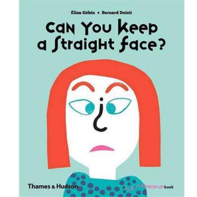 Can You Keep A Straight Face? 你可以憋住不笑嗎?趣味操作書