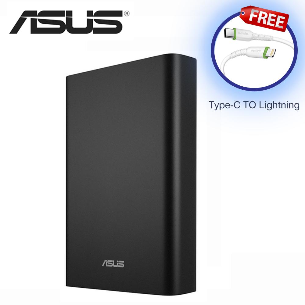 ASUS 華碩 ZenPower Pro PD 13600mAh輕薄快充筆電行動電源-原廠公司
