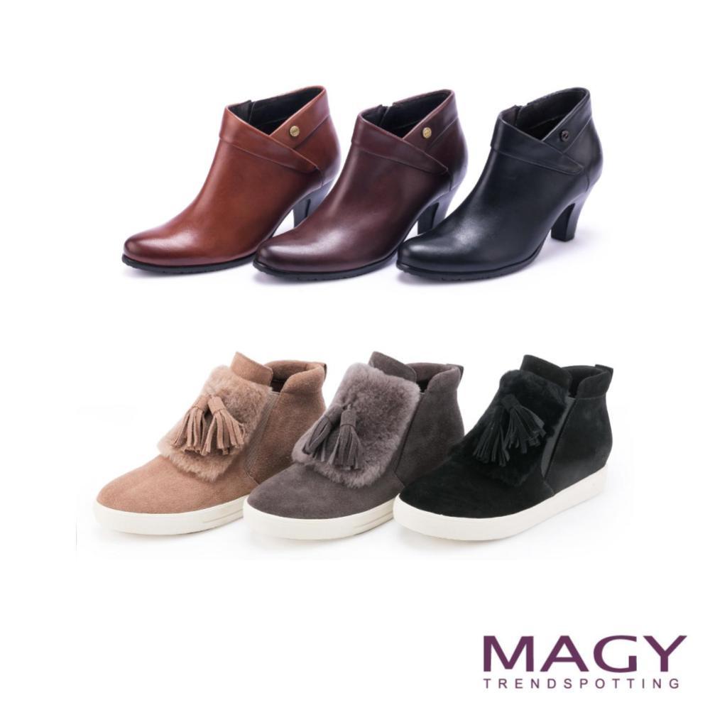 [雅虎限定] MAGY時髦短靴-2款任選