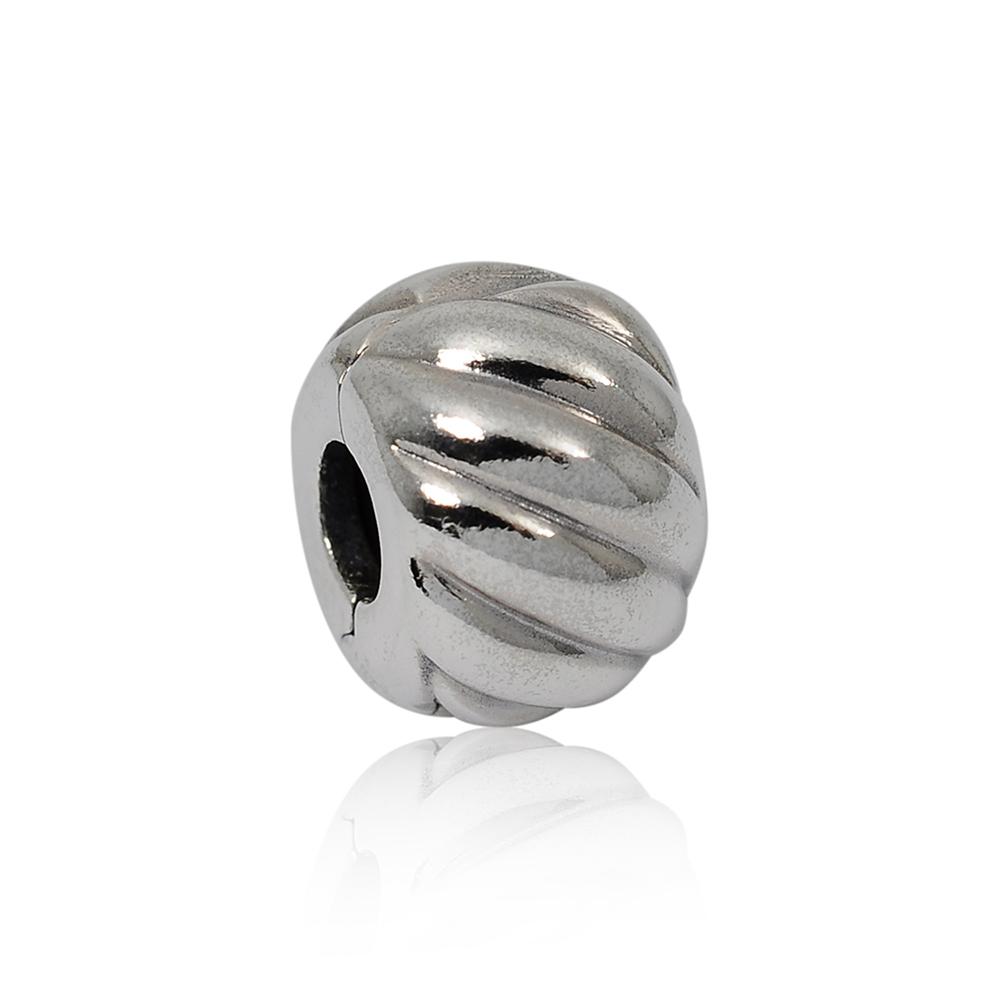 Pandora 潘朵拉 魅力羽毛 夾扣式純銀墜飾 串珠