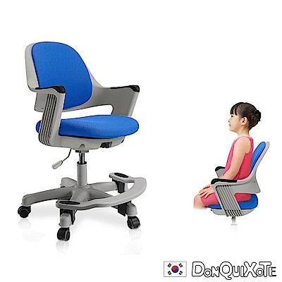 DonQuiXoTe-韓國原裝PETIT多功能學童椅-藍