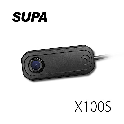 速霸 X100S 主機全防水 簡易安裝型 迷你HD高畫質行車攝影機-8H