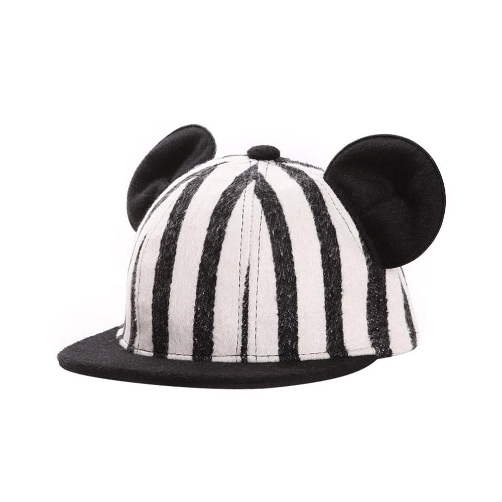 兒童 可愛熊貓鴨舌帽 TATA KIDS