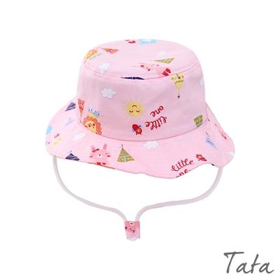 童裝 小兔子動物印花漁夫帽 TATA KIDS