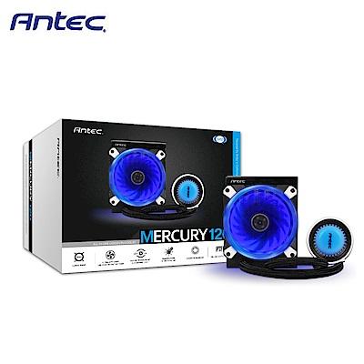 Antec 安鈦克 Mercury 水星 120 CPU 水冷散熱器