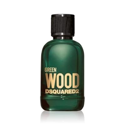 DSQUARED2 GREEN WOOD心動綠男性淡香水 100ml