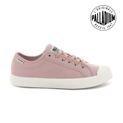 PALLADIUM PALLAPHOENIX OG帆布鞋-女-粉紅/米白