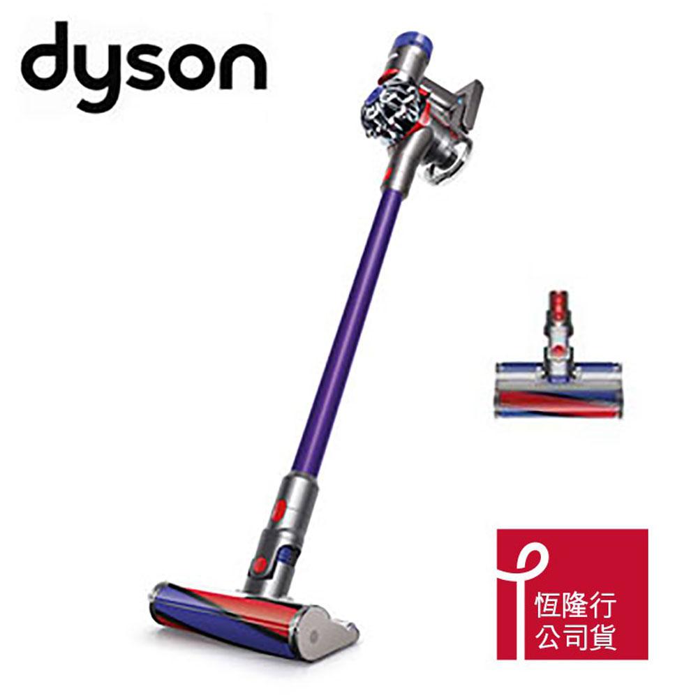 Dyson V8 fluffy SV10 無線手持吸塵器(紫) 福利品