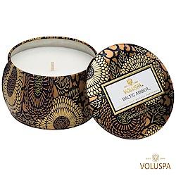 美國香氛VOLUSPA 日式庭園 Baltic Amber 波羅的海琥珀 113g