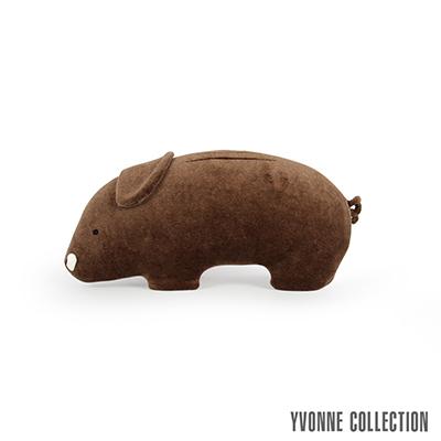 YVONNE COLLECTION 野豬造型抱枕