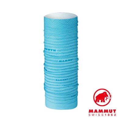 【Mammut 】Mammut Neck Gaiter 防曬快乾頭巾 自在藍 #1191-05814