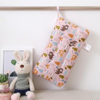 高透氣優質輕薄兒童好棉枕頭-共3色