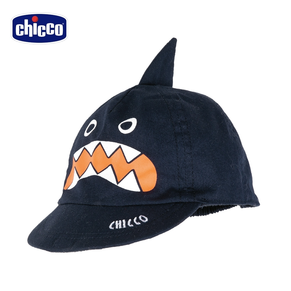Chicco-  TO BE BB-鯊魚造型鴨舌帽