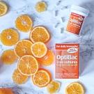 OptiBac 歐寶維他命C益生菌 (30顆入/盒裝)