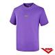 【PONY】刺繡LOGO短袖T恤上衣 男款-紫 product thumbnail 1