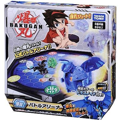 任選日本爆丸BP-007 戰鬥競技場Dragonoid BLUE BK12479