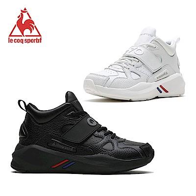 le coq sportif L-ONE Mid復古老爹鞋 男女鞋