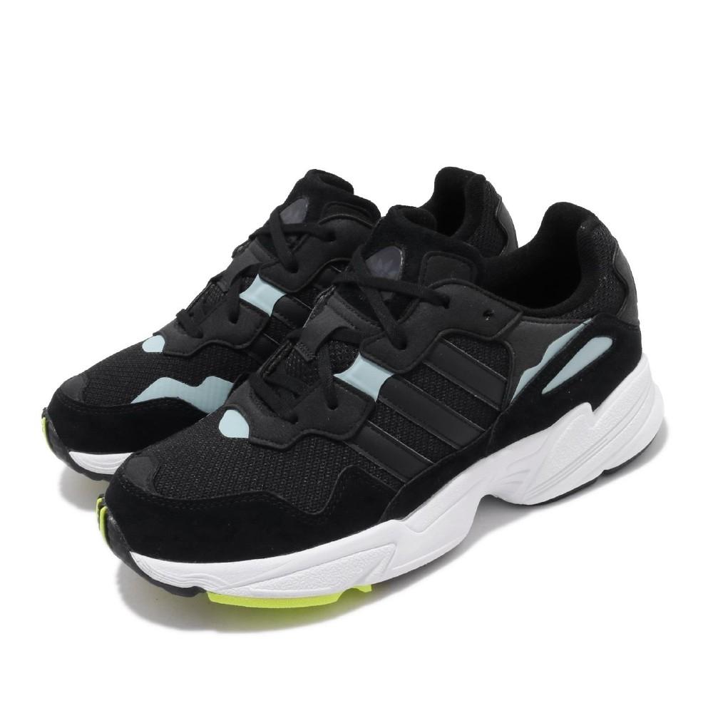 adidas 休閒鞋 Yung-96 J 老爹鞋 女鞋