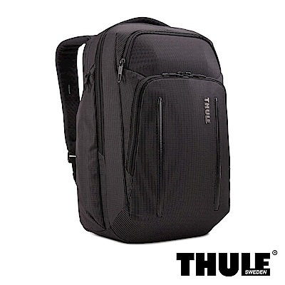 Thule Crossover 2 Backpack 30L 跨界後背包 - 黑色